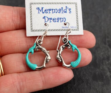 I definitely need some of these! By MermaidsDreamJewelry