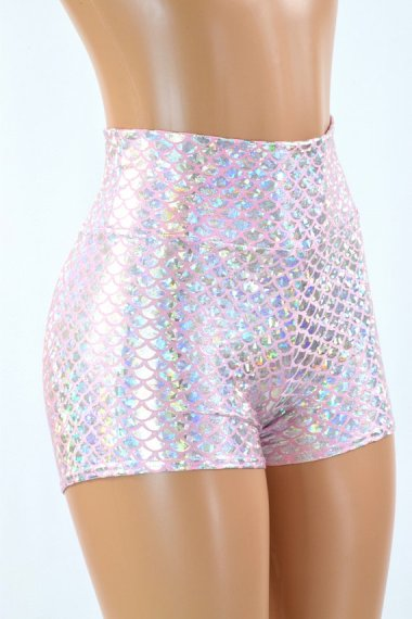 [swoon] Fantastic mermaid shorts by CoquetryClothing