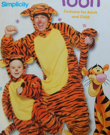 Tigger may be your intended target, but what if you instead end up with this?
