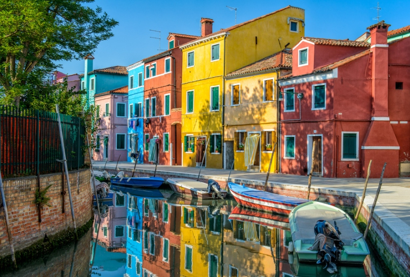 Colorful Burano ©Bjorn Moerman