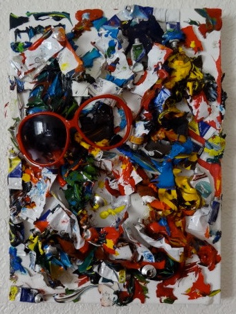 """$250,000. """"Modern Polick."""" For that kind of money, I would at least expect the artist to be able to spell Pollock."""