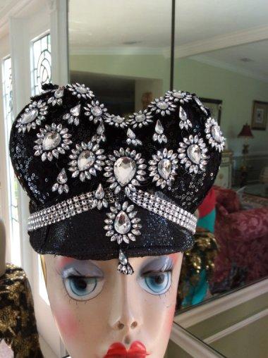 $100,000. Embellished bra hat. Yep. Etsy does it again.