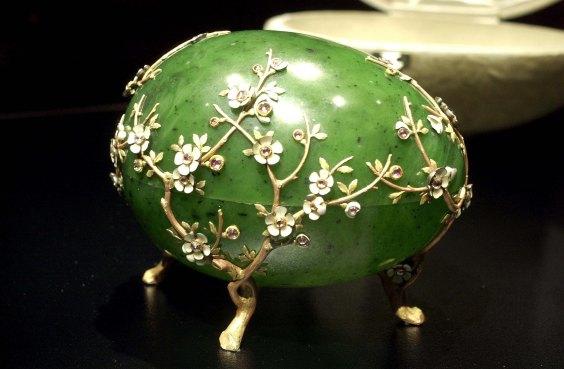 Faberge Exhibit in Wilmington, Delaware