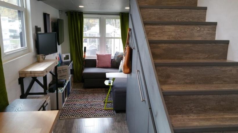 Custom Contemporary Interior