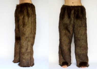 These are called pet me pants. I'm not falling for that again!