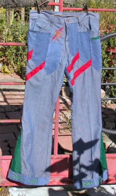 "These are $120 ""resurrected pants."" Maybe they should have left them alone."