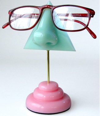 Eyeglass holder