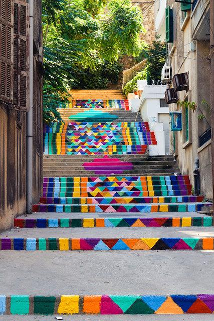 Beirut, Lebanon Photo: Street Art Utopia