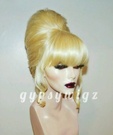 The perfect Patsy Stone by my favorite wig maker of all time, GypsyWigz