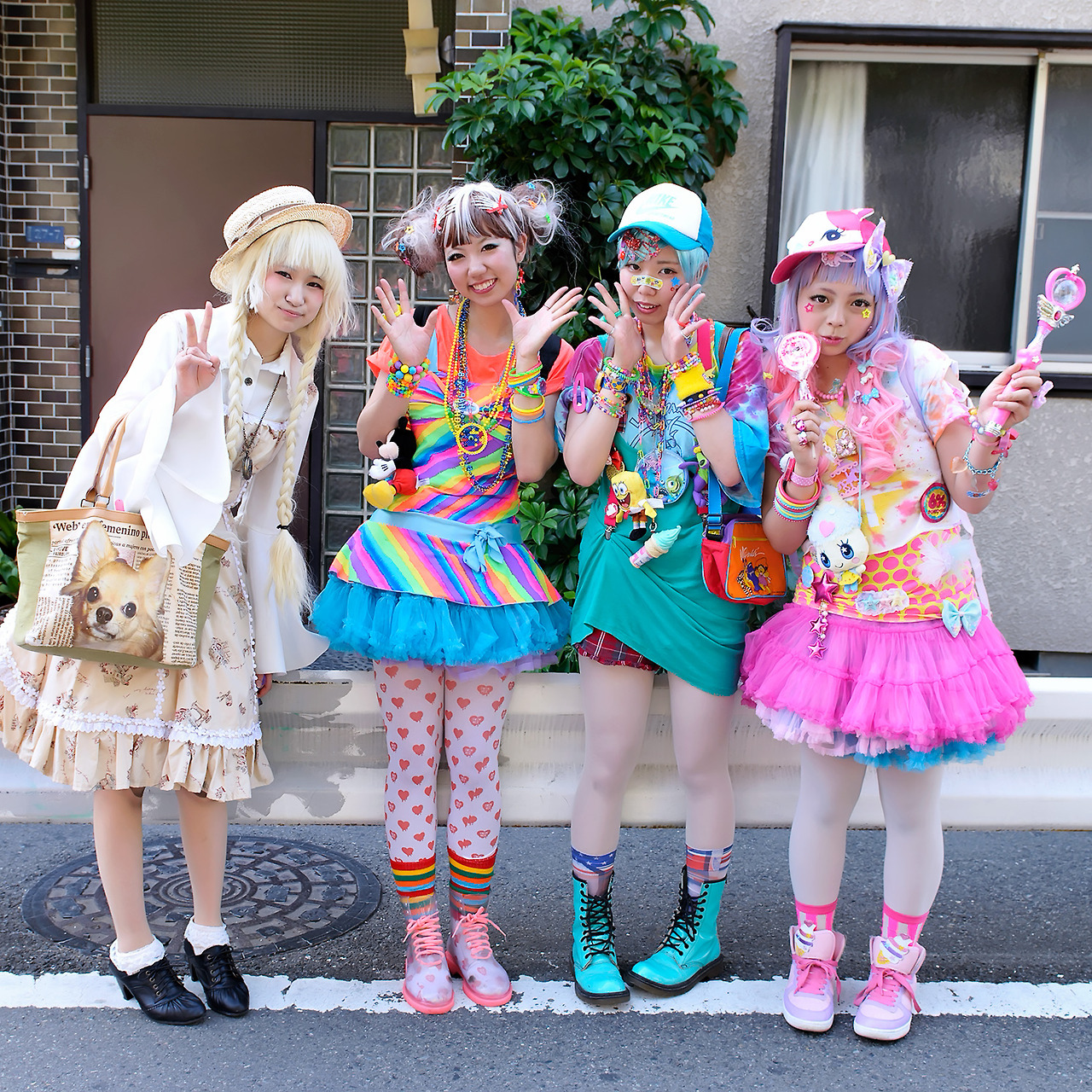 Harajuku Street Style My Obt