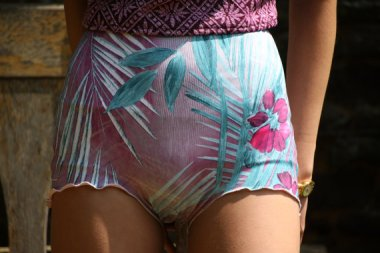 Vacation granny pants. What will they think of next?