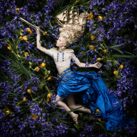 Field of Dreams from the Series Rococo by Alexia Sinclair
