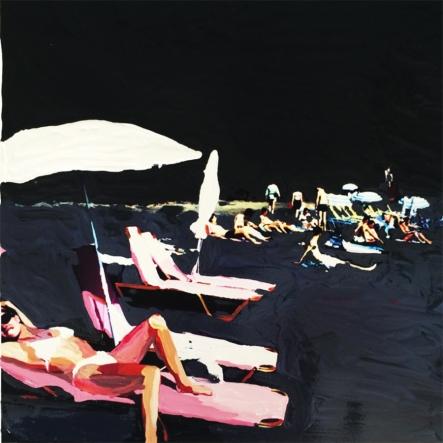 figurative paintings Ñ Lisa Golightly