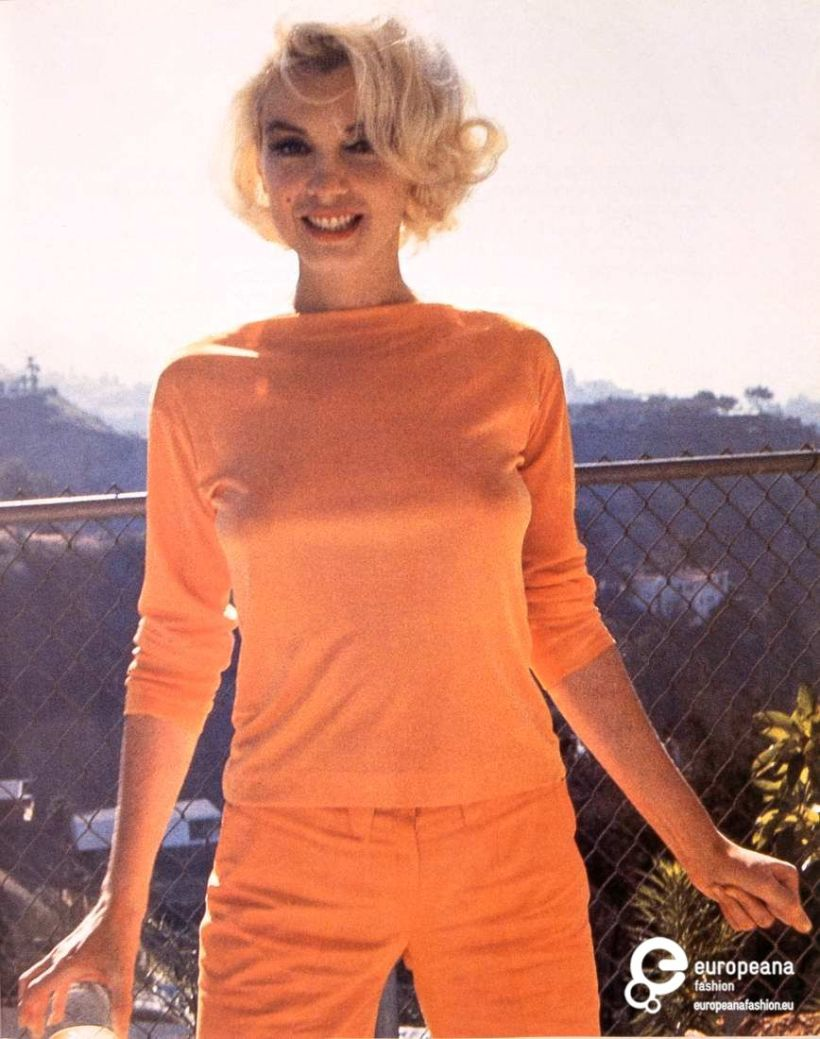 art 2 Marilyn Monroe wearing Emilio Pucci
