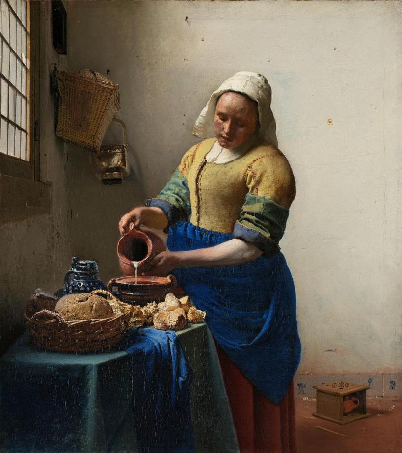 art 3 Johannes Vermeer