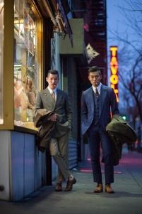 Kevin Wang and Minn Hur of HVRMINN, New York, 2013.